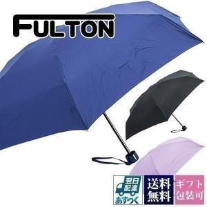 フルトン FULTON 傘 折り畳み傘 メンズ レディース ...