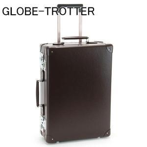 グローブトロッター スーツケース トロリーケース オリジナル 20インチ キャリーケース ブラウン/...