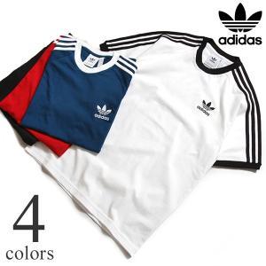 アディダス 3ストライプ TEE 半袖Tシャツ adidas EMX26