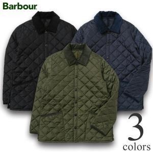 バブアー キルティングジャケット ニューリッズデイルナイロン メンズ Barbour NEW LIDDESDALE NYLON  SMQ001|lea-rare