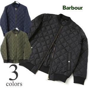 セール20%OFF バブアー キルティングジャケット キルトブルゾンナイロン メンズ Barbour QUILT BLOUSON NYLON  SMQ005|lea-rare