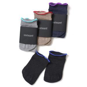 クーチューキャンプ ハッピーフットカバー COOCHUCAMP HAPPY FOOT COVER 靴下 ソックス lea-rare