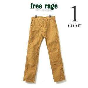 フリーレイジ パンツ コードクロス ダブルニー パンツ FREE RAGE 27CP007|lea-rare