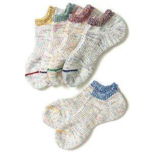 LE MONDE ル・モンド ルモンド リップルスニーカーソックス 靴下 118561|lea-rare