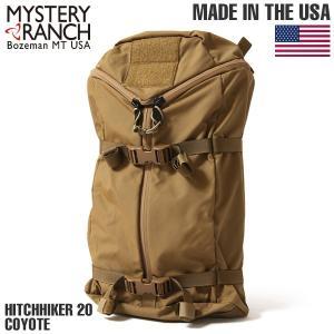 究極のバックパックを作るブランドとして名高い「MYSTERY RANCH(ミステリーランチ)」。 実...