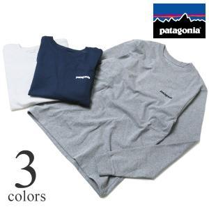 パタゴニア Patagonia 長袖Tシャツ メンズ・ロング...