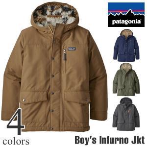 パタゴニア インファーノジャケット ボーイズ Patagonia Boy's Infurno Jacket マウンテンパーカ 68460|lea-rare