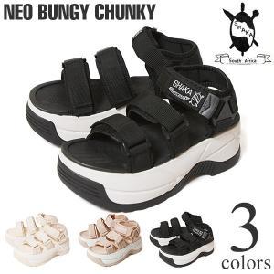 サンダルブランド「SHAKA(シャカ)」でも最も人気の高いモデル、NEO BUNGY(ネオバンジー)...