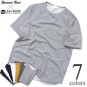 スピナーベイト Tシャツ Spinner Bait リラックスフィットミニ裏毛Tシャツ 401MU 当店別注|lea-rare