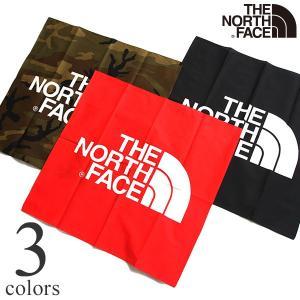 シンプルでありながら大きなロゴデザインが目を引く 「THE NORTH FACE(ザ・ノースフェイス...