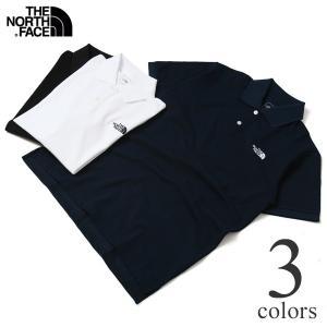 ノースフェイス ポロシャツ ショートスリーブクールビジネスポ...