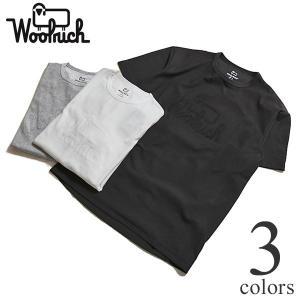 セール30%OFF WOOLRICH OUTDOOR ウールリッチアウトドア コンパイル ショートスリーブ Tシャツ COMPILE SHORT SLEEVE TEE WJTE0013