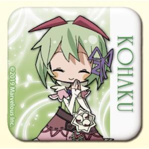 【コハク】 ルーンファクトリー4スペシャル 缶バッジコレクション