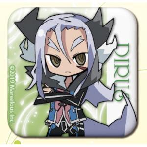 【ディラス】 ルーンファクトリー4スペシャル 缶バッジコレクション