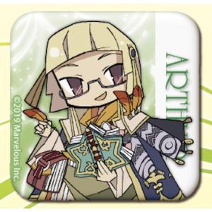 【アーサー】 ルーンファクトリー4スペシャル 缶バッジコレクション