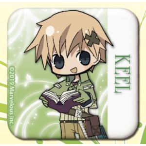 【キール】 ルーンファクトリー4スペシャル 缶バッジコレクション