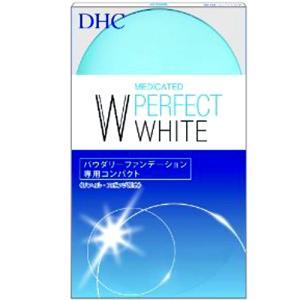J101 DHC 薬用パーフェクトホワイト パウダリーファンデーション 専用コンパクト|lead