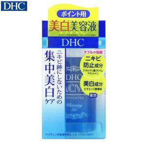 Y381 DHC 薬用アクネホワイトニングジェル 30mL 日本製 美白美容液 ニキビ跡にしないための 集中美白ケア ポイント用 残さないためのアフター美白 黒ずみ|lead
