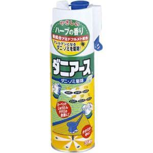 LB96 アース製薬 ダニアース 300mL ダニ・ノミ駆除 ハーブの香り 殺虫剤|lead