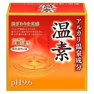 目玉特価 LC59 アース製薬 温素 入浴剤 つつみこむ大樹の香り 15包入り lead