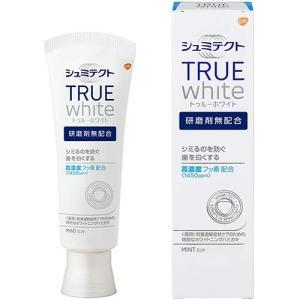 LD41 アース製薬 シュミテクト トゥルーホワイト 歯磨き粉 80g|lead