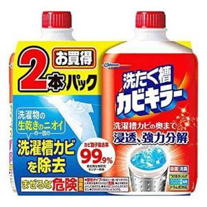 AY19 ジョンソン 洗たく槽カビキラー 塩素系 550g 2個|lead