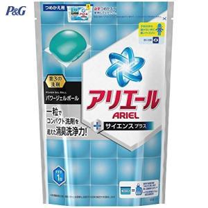 T119 P&G アリエール パワージェルボール つめかえ用 18コ入 シトラスグリーンの香り|lead