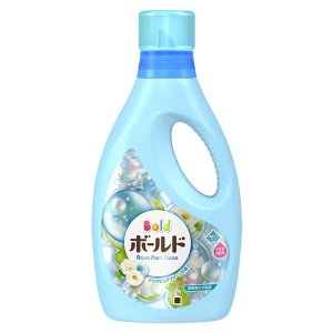 Z896 P&G ボールド アクアピュアクリーンの香り 本体 850g 洗濯洗剤 柔軟剤入り 衣類用 lead