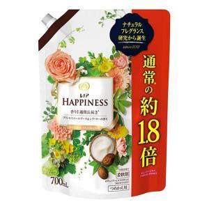 Z916 P&G レノアハピネス ナチュラルフレグランス プリンセスパールブーケ&シアバターの香り つめかえ用 特大 700ml 柔軟剤 lead