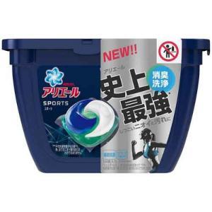 AN30 P&G アリエール 洗濯洗剤 ジェルボール3D プラチナスポーツ 本体 14コ入|lead