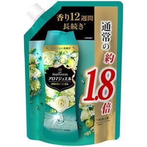 AU78 P&G レノア ハピネス アロマジュエル エメラルドブリーズの香り 詰め替え 805mL 通常の約1.8倍|lead