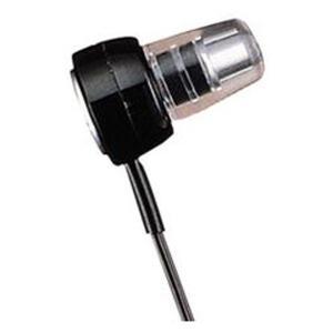 AF75 パナソニック モノラルイヤホン RP-EP3-K 片耳 カナル型 ブラック|lead