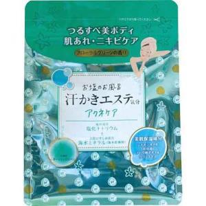 AW65 マックス 汗かきエステ気分 アクネケア 500g 入浴剤 lead