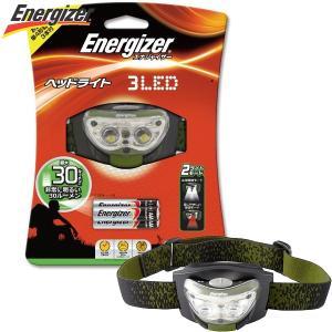 T308 シック・ジャパン エナジャイザー Energizer ヘッドライト 3LED HDL33AJ|lead