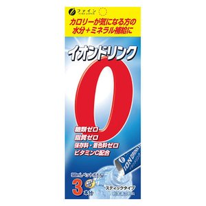 賞味期限近いので処分 BA94 ファイン 粉末清涼飲料の素 粉末 イオンドリンク 1パック 3包入 賞味期限 2021年3月|lead