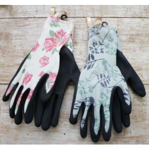 バラ オリーブ 園芸用手袋 Luminus(ルミナス) 東和CP 2個までネコポス