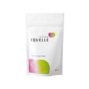 エクエルパウチタイプ 送料無料  女性の健康と美容をサポートする成分として、広く知られている大豆食品...