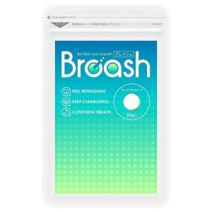 ブレッシュ BREASH  ブレスケア タブレット 予防 口臭ケア