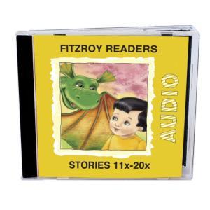 Fitzroy Audio CD 2x|learners