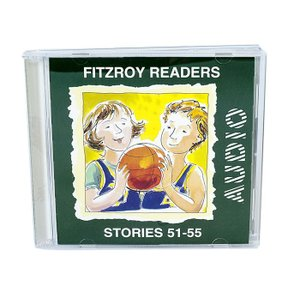 Fitzroy Audio CD 6A|learners