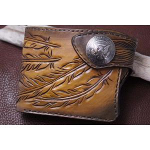 フェザーカービング ビルフォード rm262|leather-teddys