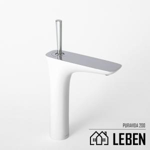 Hansgrohe ハンスグローエ PURAVIDA プラビダ 200 シングルレバー洗面混合水栓 200 [15081400]|leben
