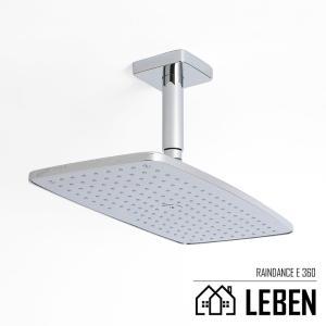Hansgrohe ハンスグローエ Raindance E360 エア天付式オーバーヘッドシャワー[27381000]|leben