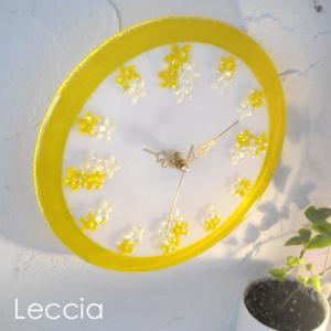 ガラス製インテリア掛け置き時計 Gita-001|leccia