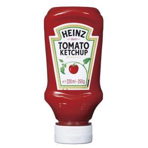 ハインツ トマトケチャップ 逆さボトル 250g×4本