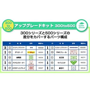 Snap Circuits Jr. 電脳サーキットアップグレードキット 300to500 【国内正規...
