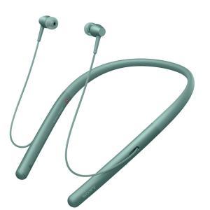 ソニー SONY ワイヤレスイヤホン h.ear in 2 Wireless WI-H700 : B...