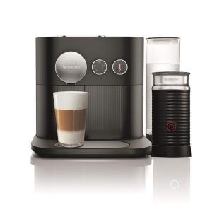 ネスプレッソ コーヒーメーカー エキスパート バンドルセット ブラック C80BK-A3B