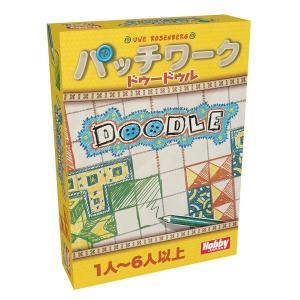 パッチワーク:ドゥードゥル 日本語版