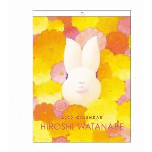 アートプリントジャパン 2020年 渡辺 宏カレンダー vol.093 1000109302 lechantilly